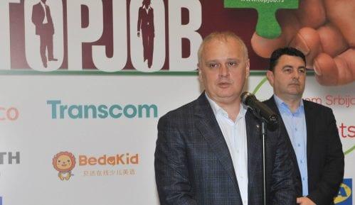 Vesić: U Beogradu 76.000 nezaposlenih 3