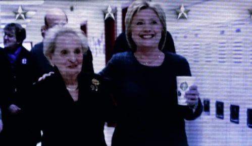 Mediji: Medlin Olbrajt i Hilari Klinton 12. juna u Prištini 5