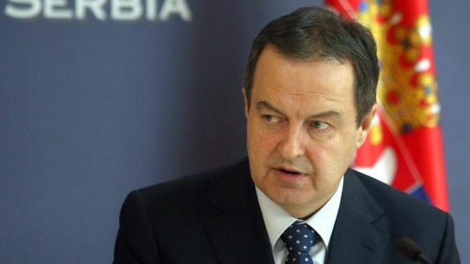 Dačić: Mali smo, ali nismo glupi da ne vidimo da se toleriše ideja Velike Albanije 1