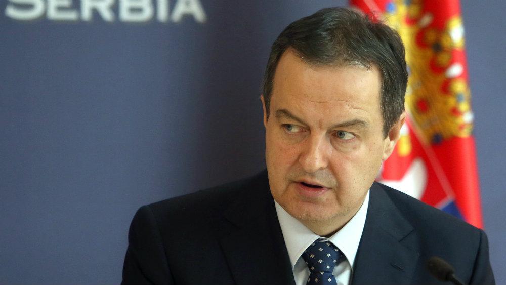 Dačić preneo ministrima Višegradske grupe ogorčenje zbog napada na Kosovu 1