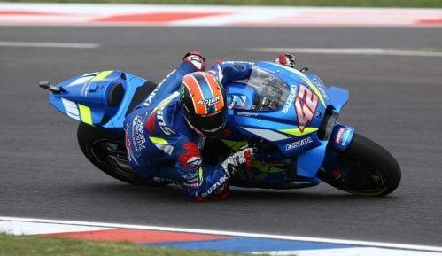 "Moto GP: Spektakularna pobeda Rinsa na ""Silverstonu"" 6"