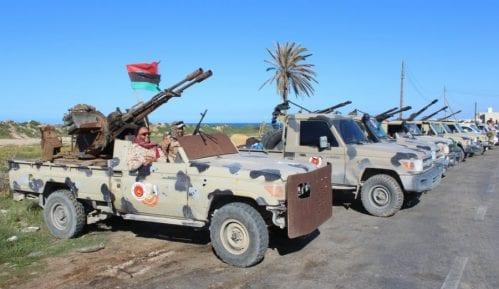 Hladni rat za libijski naftni polumesec 7