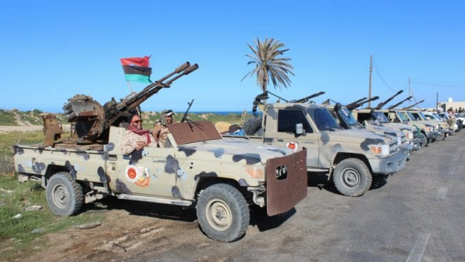 SAD povukle deo vojnika iz Libije 1