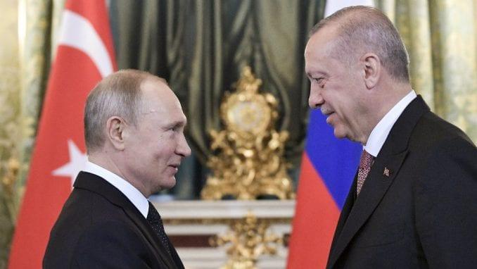 Erdogan rekao Putinu da se Izraelu mora održati lekcija 5
