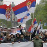 """Procena opozicije - 35.000 ljudi na protestu """"1 od 5 miliona"""" (FOTO, VIDEO) 6"""