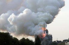 Konstrukcija Notr Dama sačuvana uprkos požaru (FOTO, VIDEO) 8