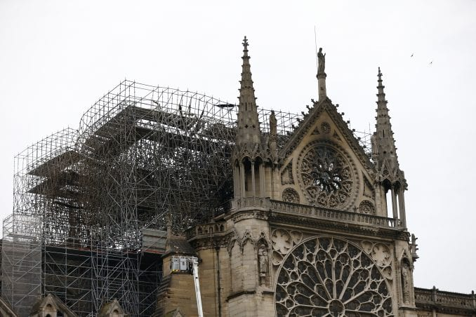 Više od 920 miliona evra za obnovu katedrale Notr Dam, šest meseci posle požara 5