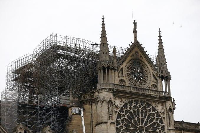 Više od 920 miliona evra za obnovu katedrale Notr Dam, šest meseci posle požara 1