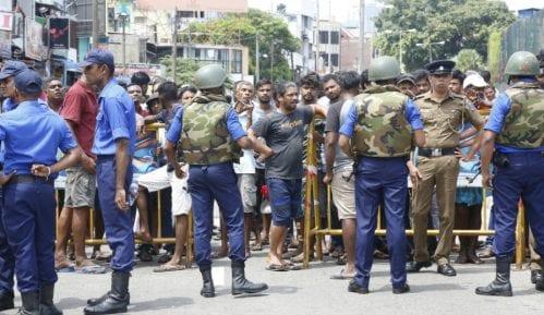 U Šri Lanki 23. april proglašen za dan žalosti 2