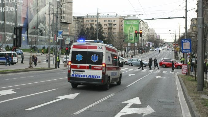 Požar na splavu kod hotela Jugoslavija, bez povređenih 1