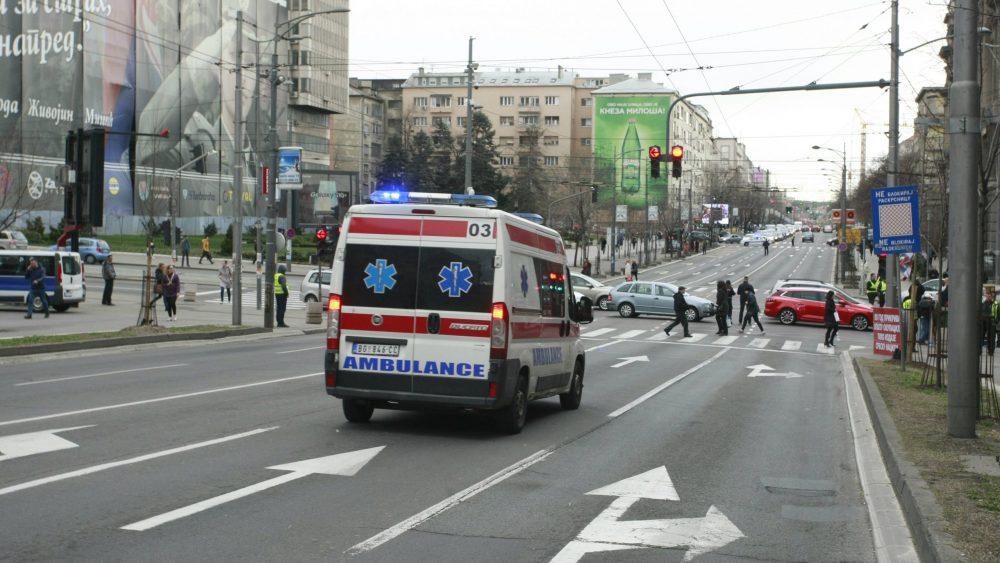 Hitna pomoć: U saobraćajnim nezgodama povređeno sedam osoba, ali bez težih povreda 1