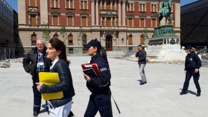 Vesić: Svi u komunalnoj miliciji moraju da budu besprekorne prošlosti 1
