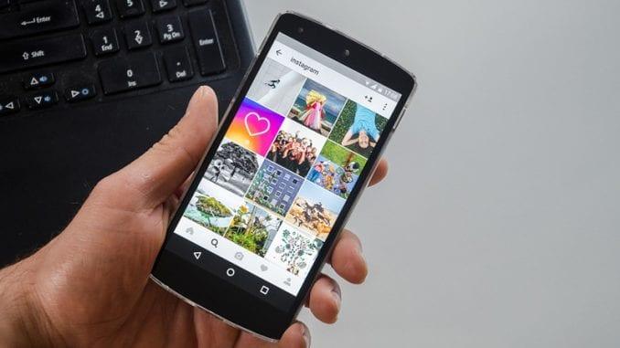 Influenseri kritikuju Instagram 1