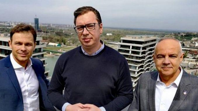 Vučić: Zadovoljan sam što je postupak za ubistvo Ćuruvije došao do kraja 1