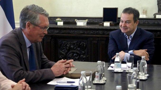Dačić sa Čepurinom o razvoju saradnje između Srbije i Rusije 1