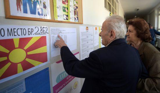 Opoziciona VMRO DPMNE proglasila pobedu u više od 20 opština u S. Makedoniji 13