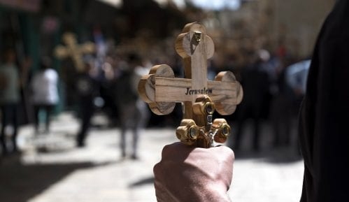 Hrišćani obeležavaju Veliki petak u Jerusalimu 12