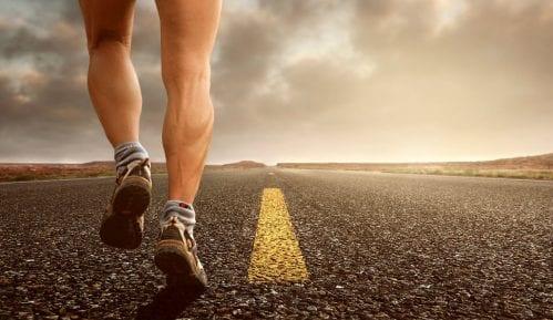 Niški maratonac u jeku epidemije virusa pretrčao 550 kilometara 8