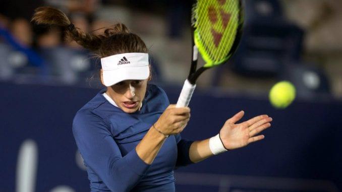 Bez velikih promena na ATP listi, Jorovićeva napredovala za jedno mesto na WTA 4