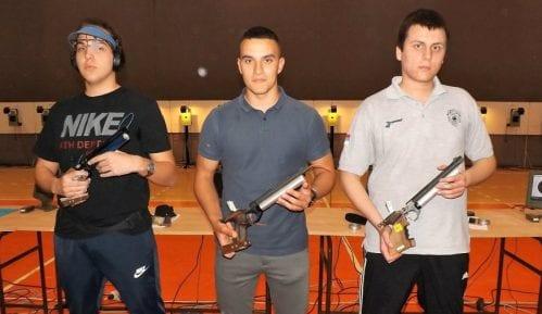 Prvenstvo Srbije u streljaštvu: Kragujevčanima i Užičanima po pet zlatnih medalja 1
