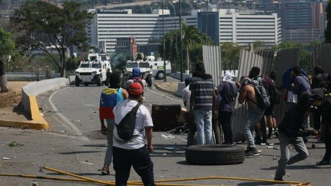 EU pozvala na nove izbore u Venecueli 1
