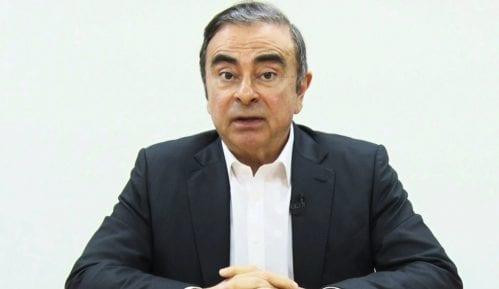 Japansko pravosuđe podiglo još jednu optužnicu protiv Karlosa Gona 7