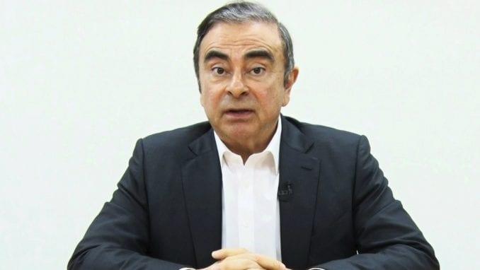 Japansko pravosuđe podiglo još jednu optužnicu protiv Karlosa Gona 1