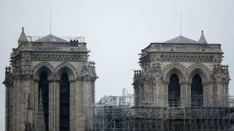 Katedrala Notr Dam nakon požara (FOTO) 4