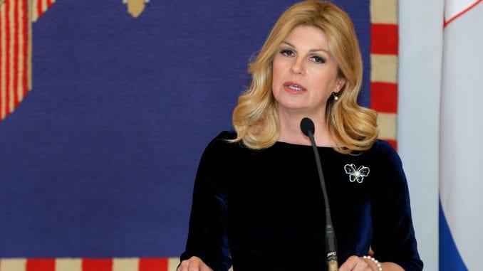Grabar Kitarović: Propast arbitraže pravosudni skandal, a ne arbitržno pitanje 4