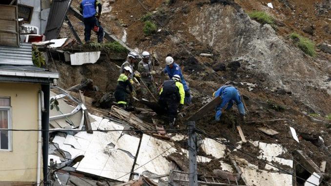 Obilne kiše pokrenule klizišta u Kolumbiji, poginulo najmanje 15 osoba 1