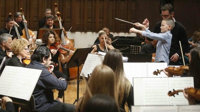 Kvartet fagota u Sali Beogradske filharmonije 1