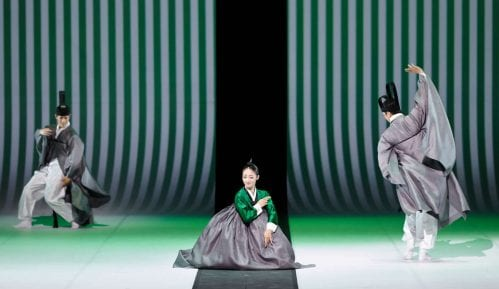 "Performans ""Miris mastila"" 22. aprila: Ples kao diplomatski poklon Srbiji 3"