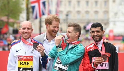 Londonski maraton odložen za 4. oktobar 3