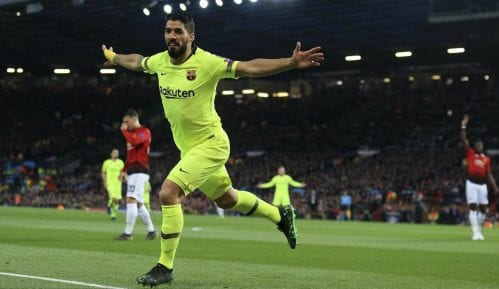 Barselona pobedila Mančester junajted 15