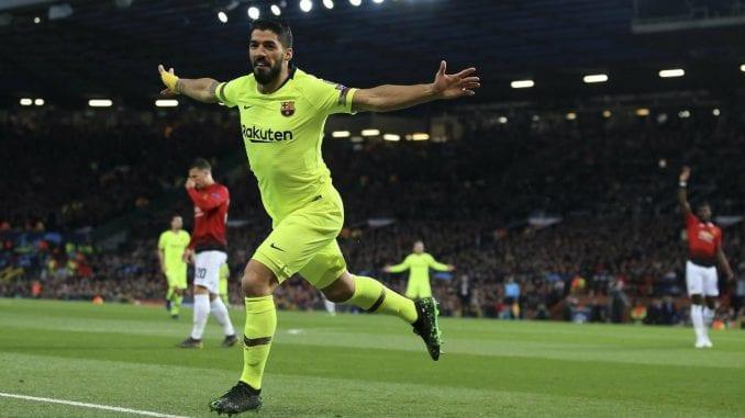 Barselona pobedila Mančester junajted 1