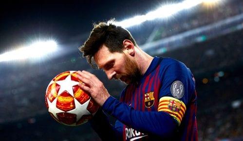 Dva gola Mesija, Barselona u polufinalu Lige šampiona 9