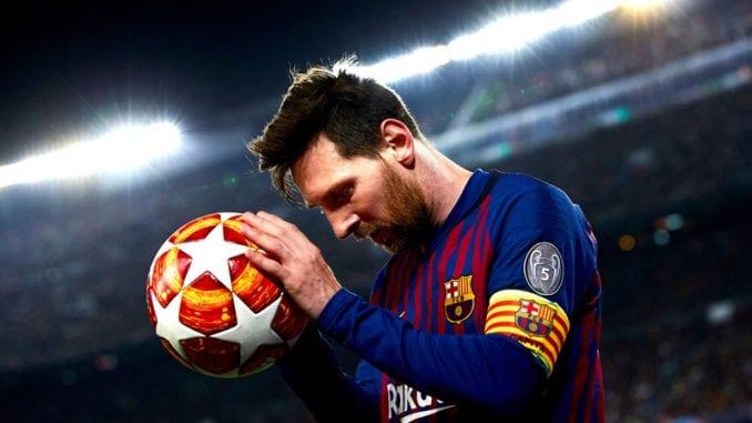 Mesi šesti put laureat Frans fudbala 1