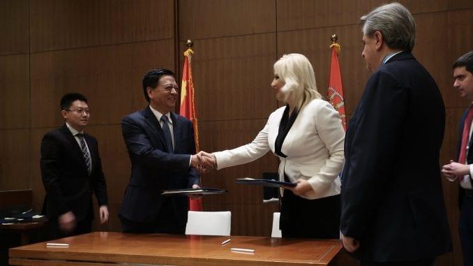 Potpisano više sporazuma o saradnji Srbije i Kine u oblasti drumskog i železničkog saobraćaja 4