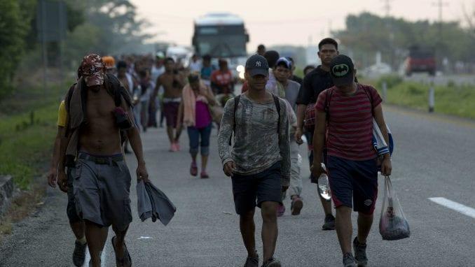 Broj migranata koji kroz Meksiko ulaze u SAD opao za 39 odsto od maja 3