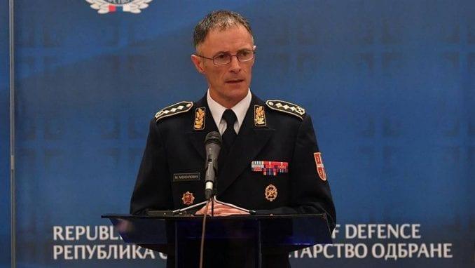 Vučić ukazom unapredio načelnika Generalšataba u čin generala 1
