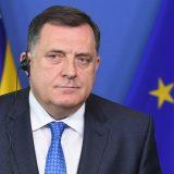 Veto Dodika na zaključak Predsedništva BiH o poseti predsednika Crne Gore 5