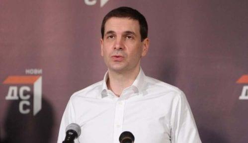Jovanović (DSS): Ohrabruje odluka Univerziteta o doktoratu Siniše Malog 7