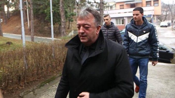 Milutin Jeličić zatražio odlaganje izdržavanja zatvorske kazne 1