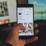 Svaka druga vest na Instagramu informativno-politička 12