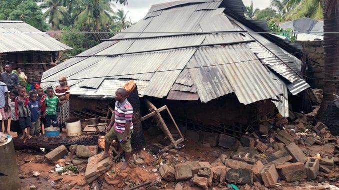 Broj žrtava ciklona u Mozambiku povećan na 38 1