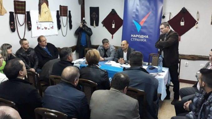 Uprkos pritiscima održana osnivačka skupština Narodne stranke u Boljevcu 1