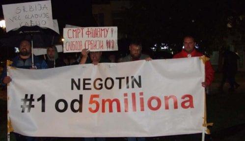 """Deveti protest """"Jedan od pet miliona"""" u Negotinu 8"""