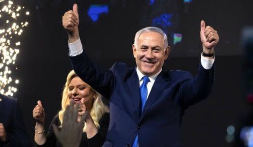 Netanjahu odveden sa predizbornog mitinga nakon raketne uzbune 14