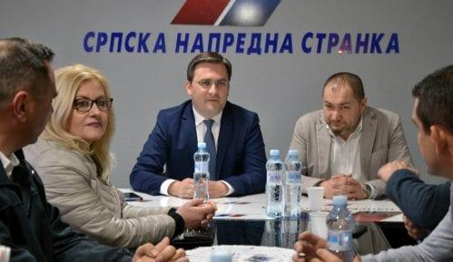 Generalni sekretar predsednika Srbije Nikola Selaković posetio Pirot 14