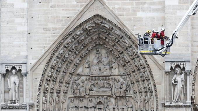Notr Dam katedrala pod lupom naučnika 4
